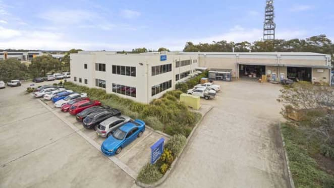Huntingwood Alfa Laval building nets about $7.5 million at auction