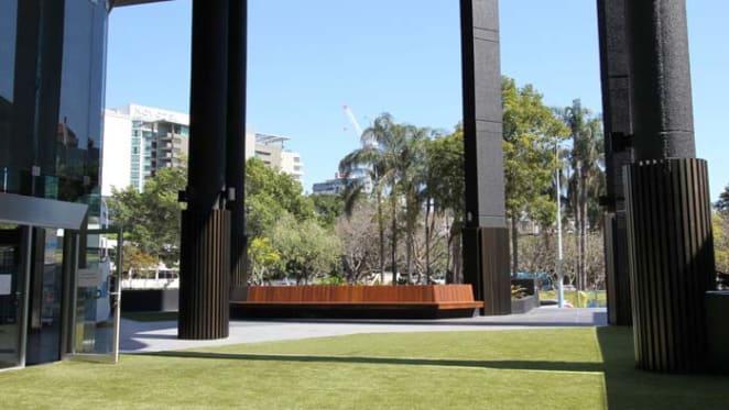 Brisbane's Ann St commercial office revamp winding down