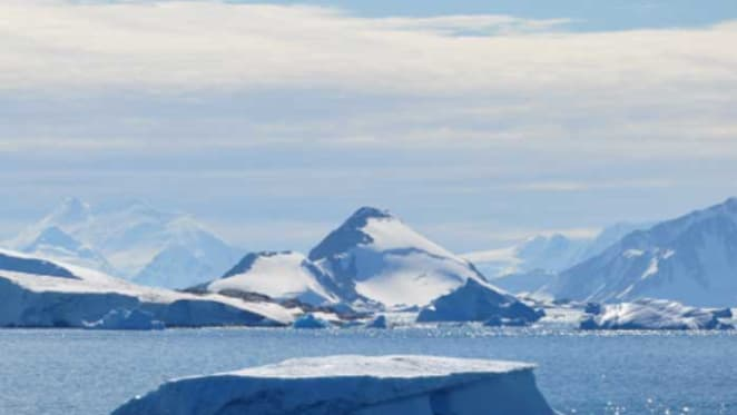 Don't worry about the huge Antarctic iceberg – worry about the glaciers behind it