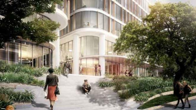 Aqualand's mixed-use North Sydney project