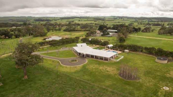 Argyle Farm on Victoria's Bass Coast is up for sale