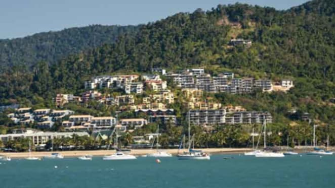 Whitsunday price performance compared to Mackay