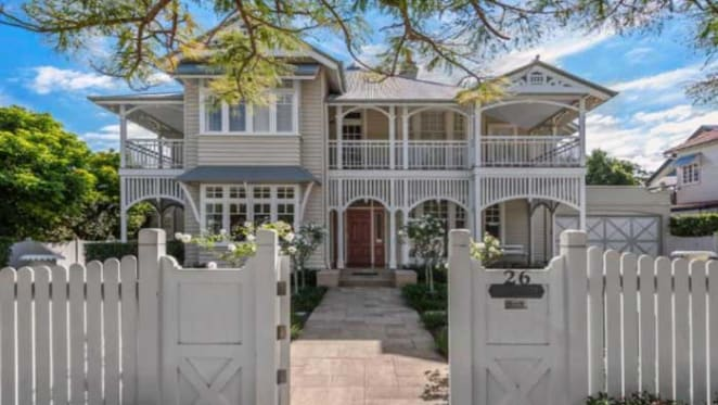 House dubbed Brisbane's most beautiful Queenslander sold
