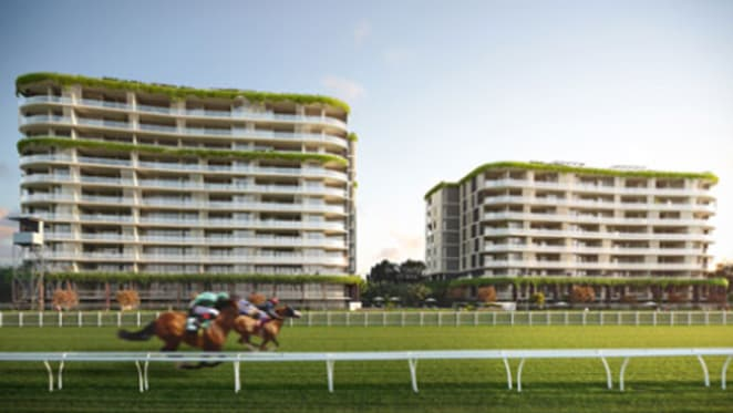 First stage release of Eagle Farm, Brisbane's trackside Ascot Green