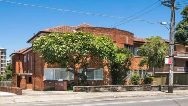 Children's TV show host Jack Yabsley buys in Sydney's inner west
