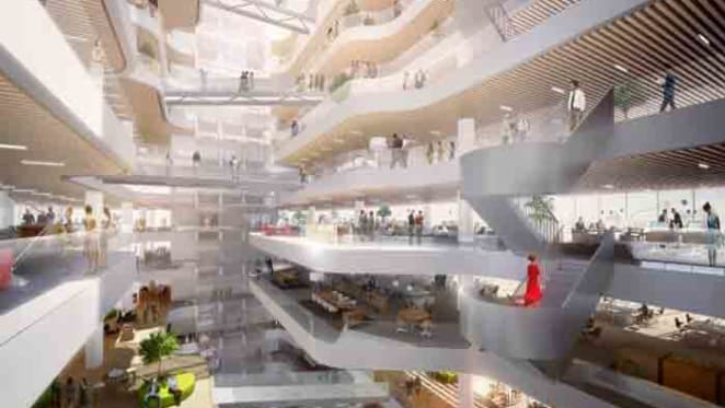 Aspire tower Parramatta needs aviation authority approvals to go 90 stories