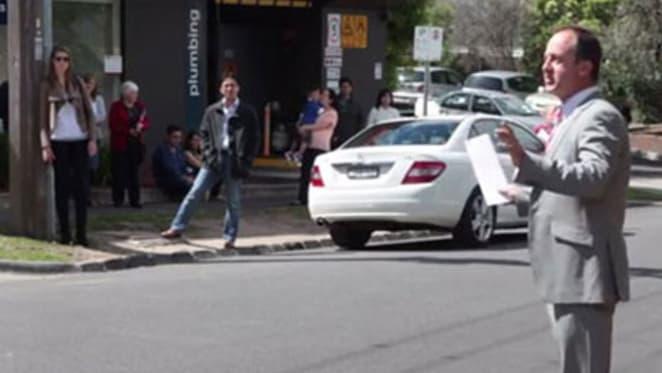 Melbourne, Sydney weekend auctions hit roadblock