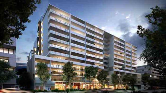 Construction starts on smart Avantra apartments in Sydney's Mascot
