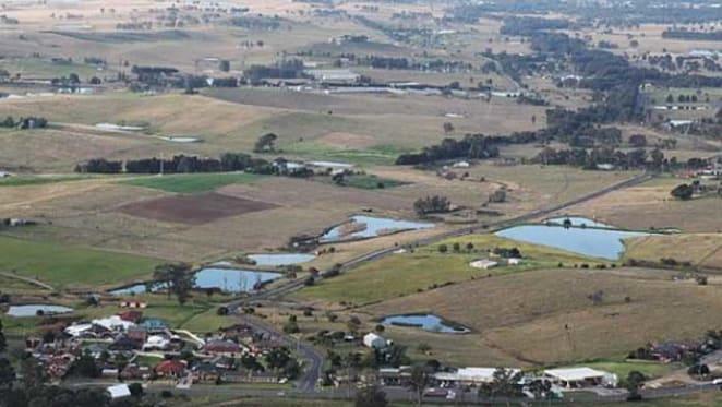 Residential landbanking crowdfunding opportunity in fringe Badgerys Creek farm