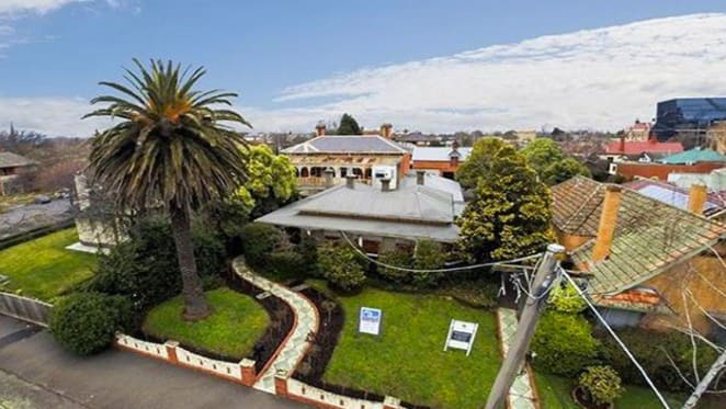 Fully leased office property in Ballarat changes hands