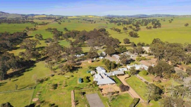 Macquarie's Paraway buys Ballarat farm