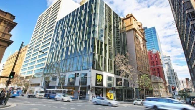 Bally takes Sydney CBD office lease