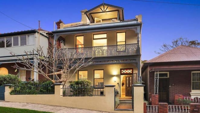 Broadcaster Angela Catterns lists in Balmain