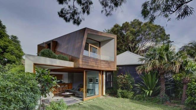 Balmain architectural stunner listed