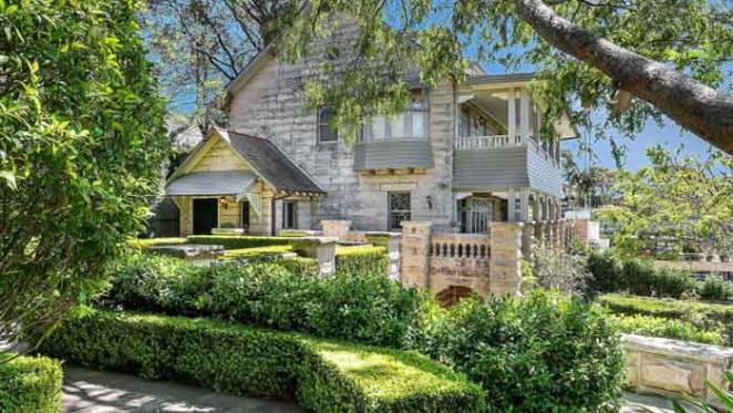 Historic Balmoral House, Mosman, sold