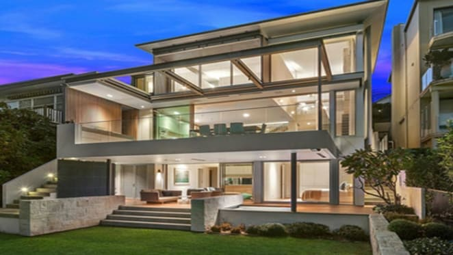 Goodman's Nick Kurtis sells Mosman home