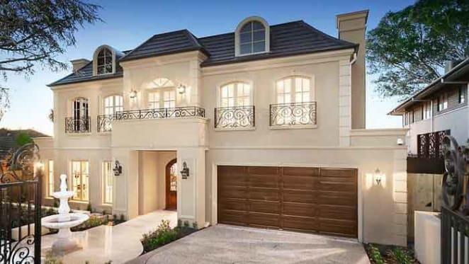 Balwyn trophy home hits the market