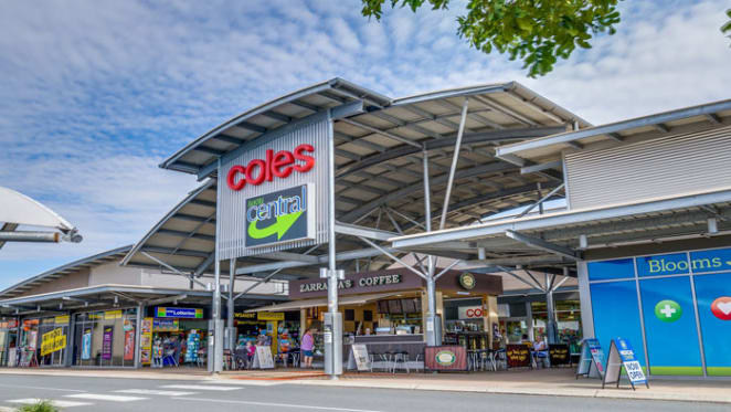 Gold Coast's Banora Central Shopping Centre for sale