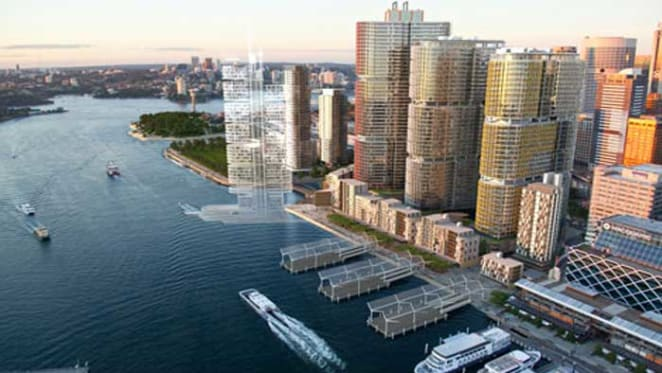 Law firm Baker McKenzie makes the shift from Circular Quay to Barangaroo