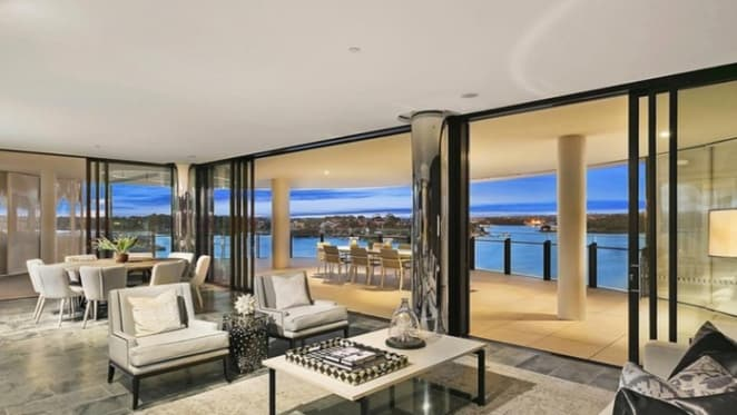 Barangaroo penthouse listed by hedge fund manager