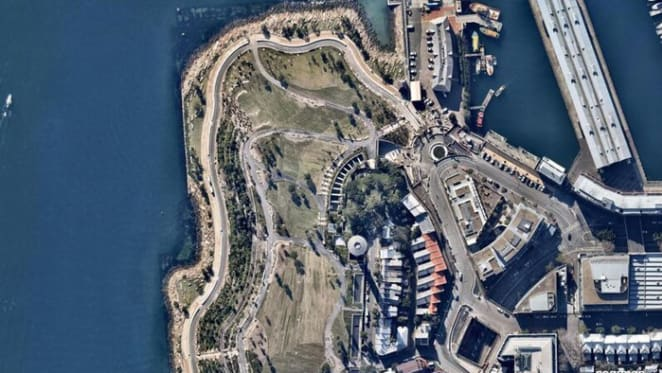 Exclusive aerial images of the best Australian developments