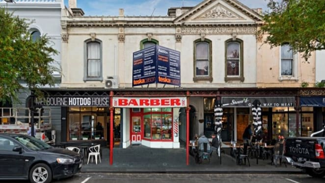 Retail site with development potential up for auction in Port Melbourne