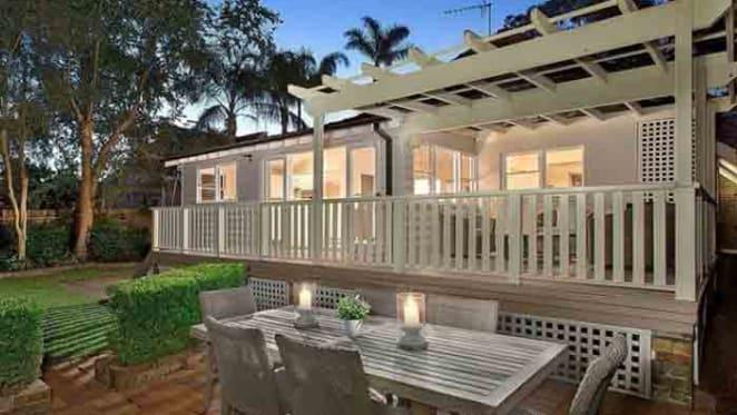 Newsreader Natalie Barr sells Mosman family home
