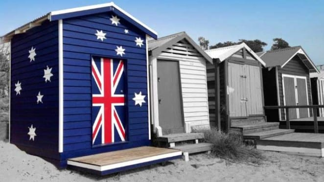 Iconic beach box for sale in Mornington