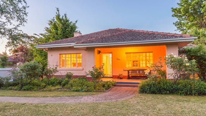 Braddon home Canberra's most expensive weekend sale