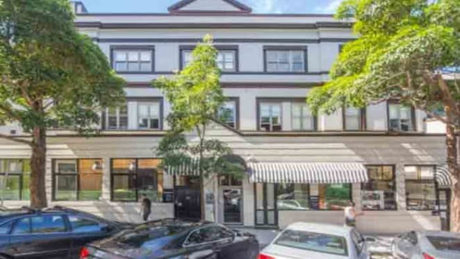 Rushcutters Bay retail property listed
