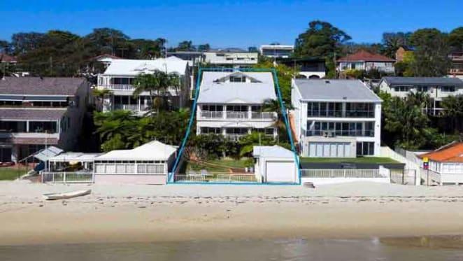 Ken Elphick loses possession of Cronulla beachfront