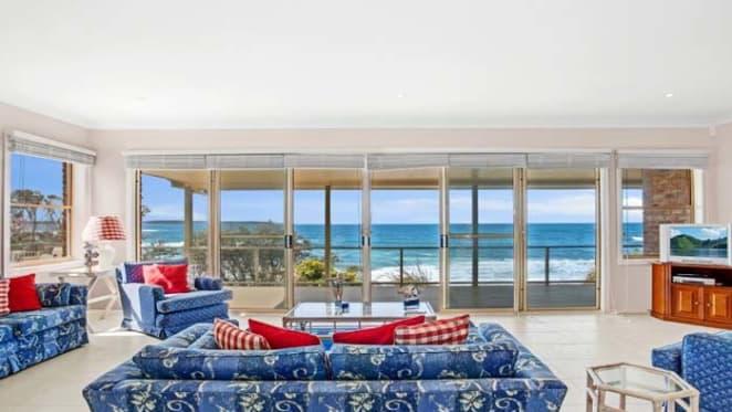 Beachfront Berrara, NSW South Coast offering