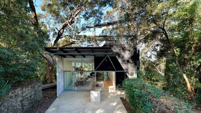 $1.55 million asking price for Sydney's priciest one bedroom beach house