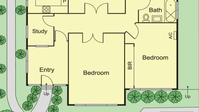 The two bedroom house option - Melbourne suburb guide