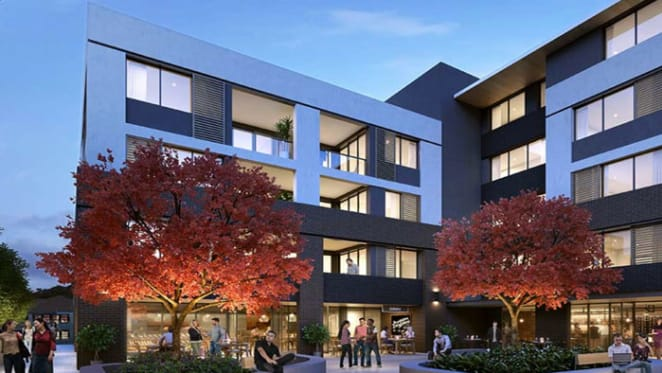 Beecroft Place dKO-designed sell-out to locals