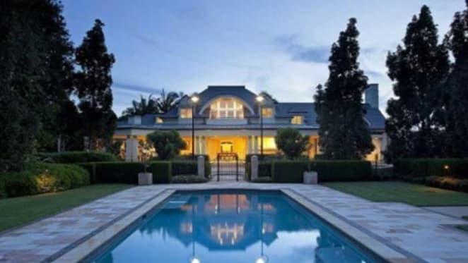 Jordan Belfort inspects $4.96 million Bridgeman Downs, Brisbane estate