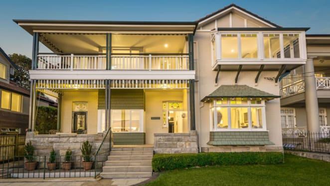 Dunelm, Cremorne Point tops weekend Sydney auctions