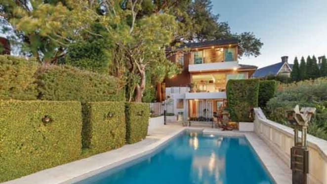 Bellevue Hill trophy home listed