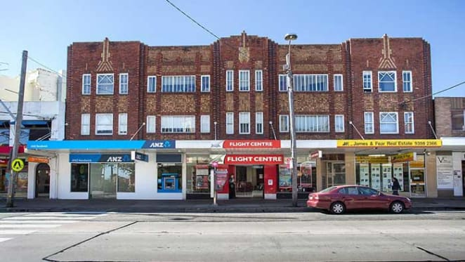 Waterhouse clan buy Randwick shop top row