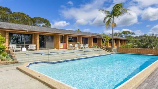 Estate agent pioneer's Belrose home for October auction