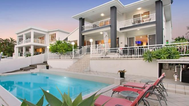 Peter Andre's Benowa Waters childhood home listed for sale