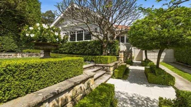 Sunrise's Mark Beretta lists Mosman home