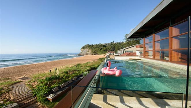 Surf's Up Stone House in Bilgola wins the title, I own Australia's best home