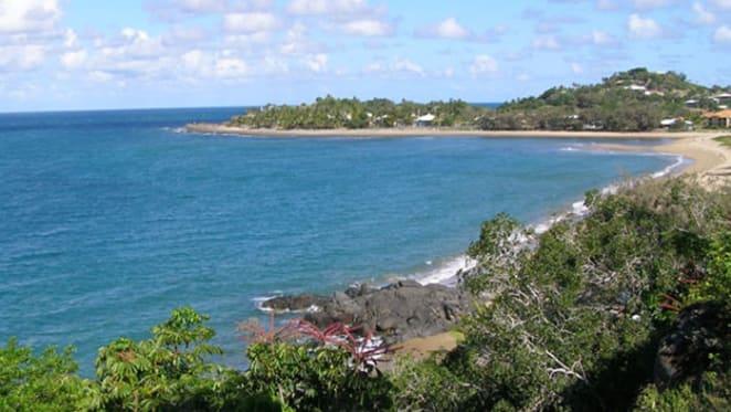 The 30% price slump in mining town Mackay's Blacks Beach Cove: HTW