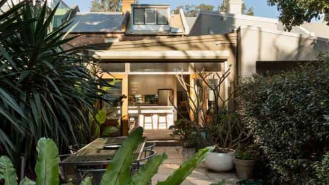 The Block judge Neale Whitaker sells his Surry Hills terrace