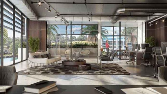 Commercial suites smash sales record