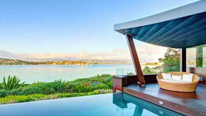 Brett Blundy's Rose Bay harbourfront listed at $45 million