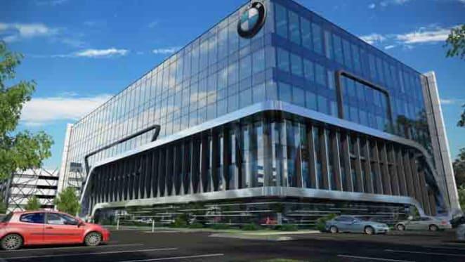 BMW Australia Finance take Mulgrave Office Park tenancy