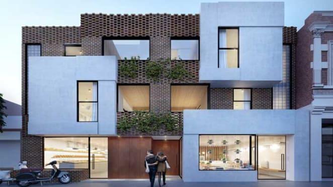 Hawthorn Bond boutique apartment development