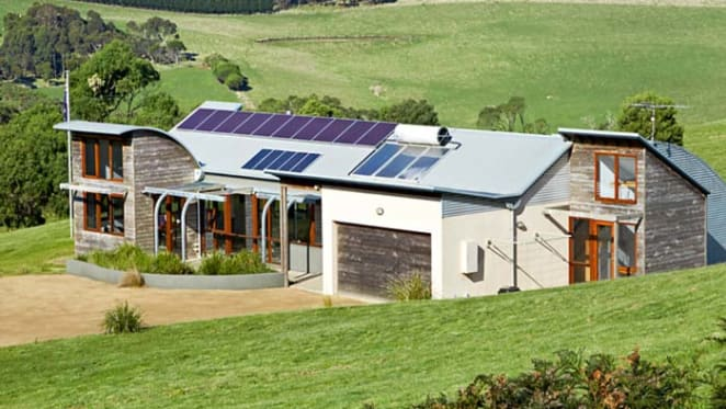 Solar efficient Boonoorong at Flinders for sale